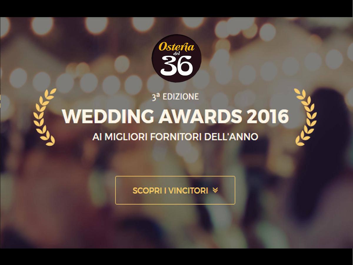Wedding Awards 2016